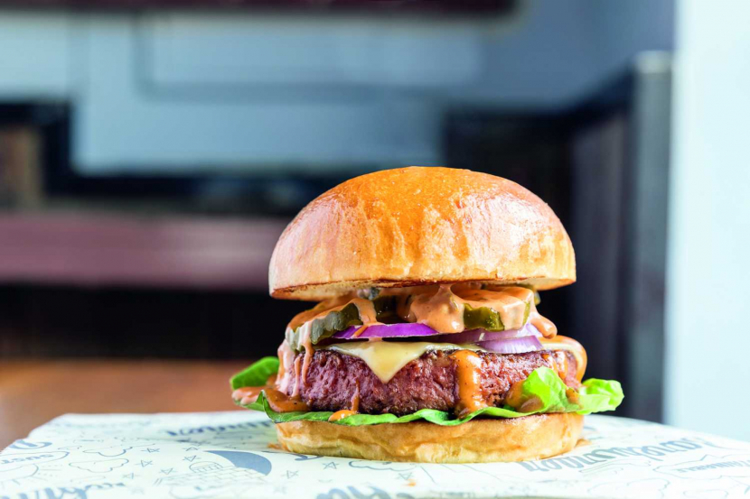 Bareburger is an eatery in Dubai
