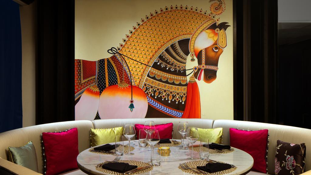 Bombay Brasserie serves tasty Indian food in Dubai