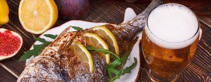 Bu Qtair is the best seafood restaurant in Dubai