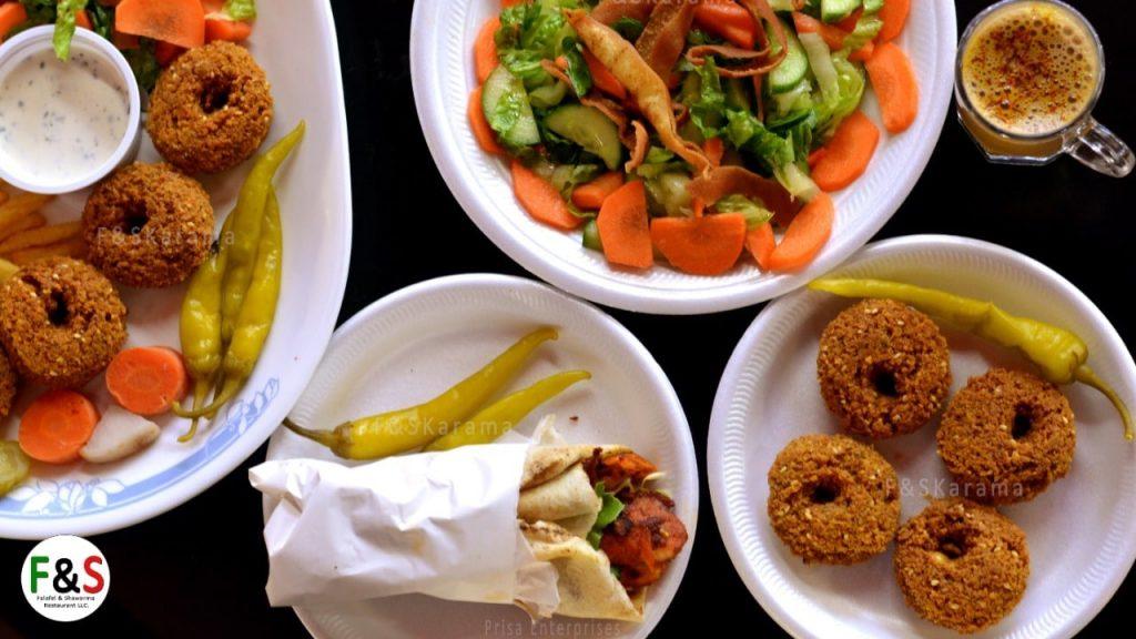 Falafrl & Shawarma is an eatery in Dubai