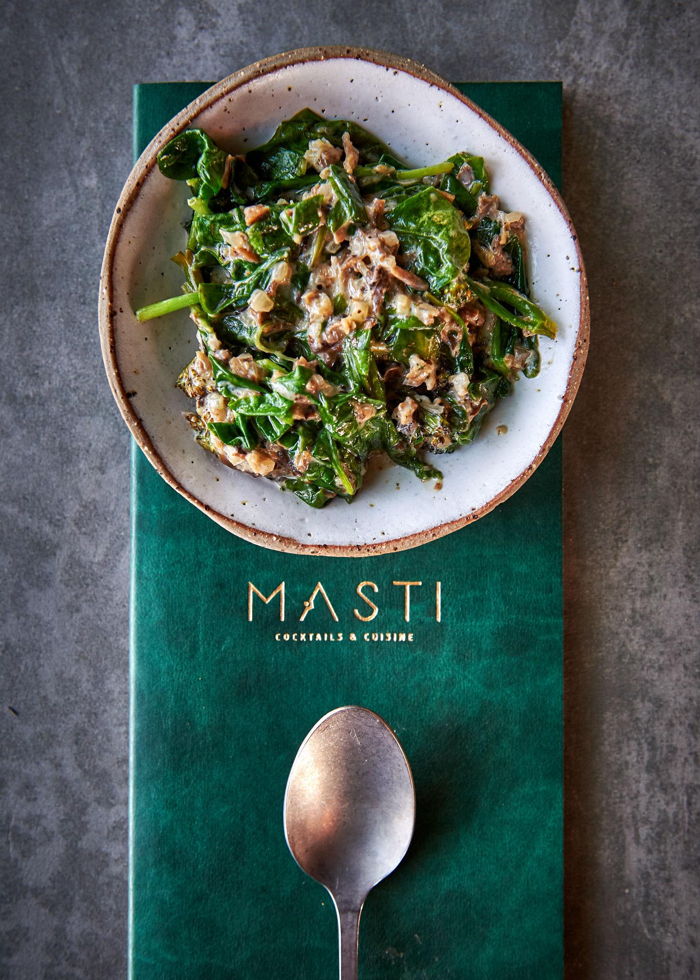 Masti is an eatery in Dubai