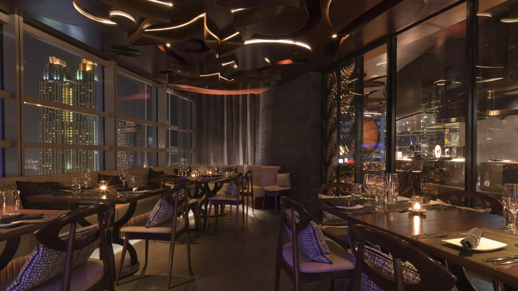 Mind Leaf of London serves delicious Indian food in Dubai