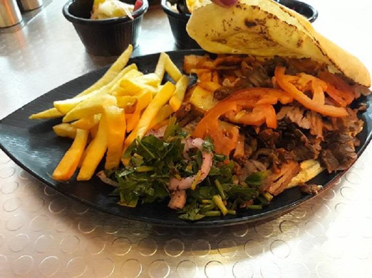 My Shawarma is an eatery in Dubai