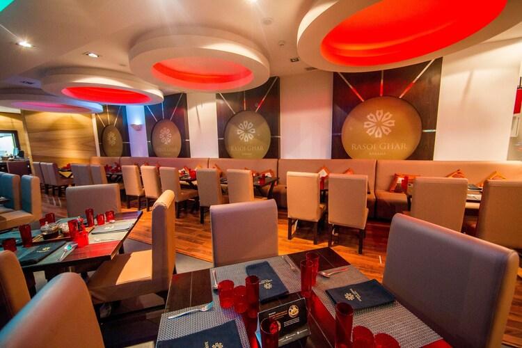 Rasoi Ghar is an eatery in Dubai