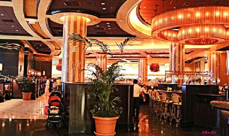 The Cheesecake Factory is an eatery in Dubai