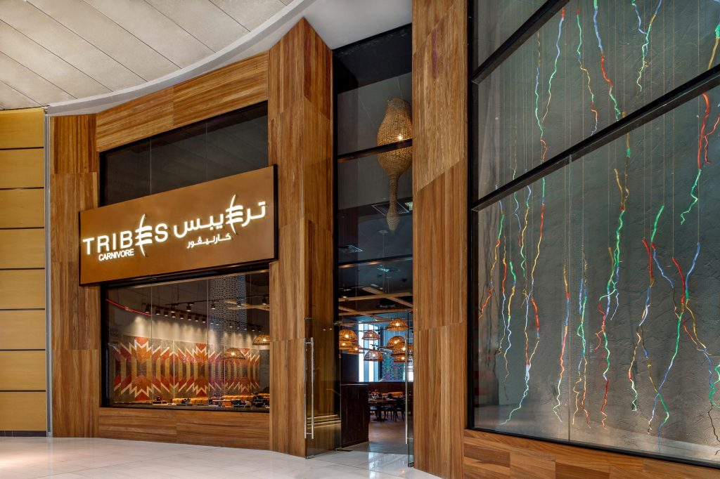 Tribes Carnivore is a restaurant in Dubai