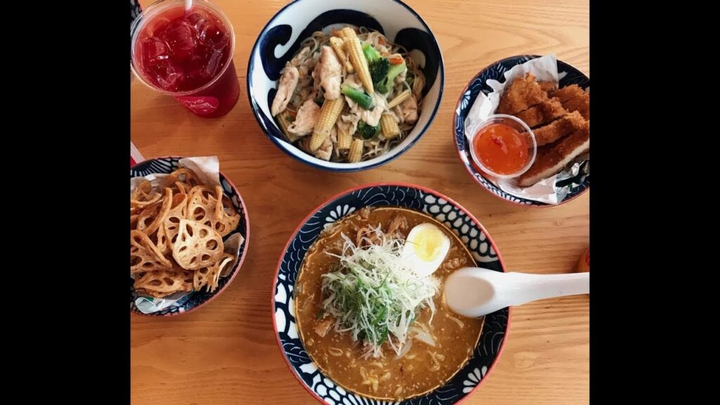 Wokyo Noodle Bar is a restaurant in Dubai