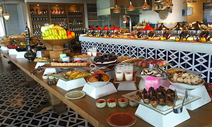 Al Maeda is a famous restaurant in Dubai