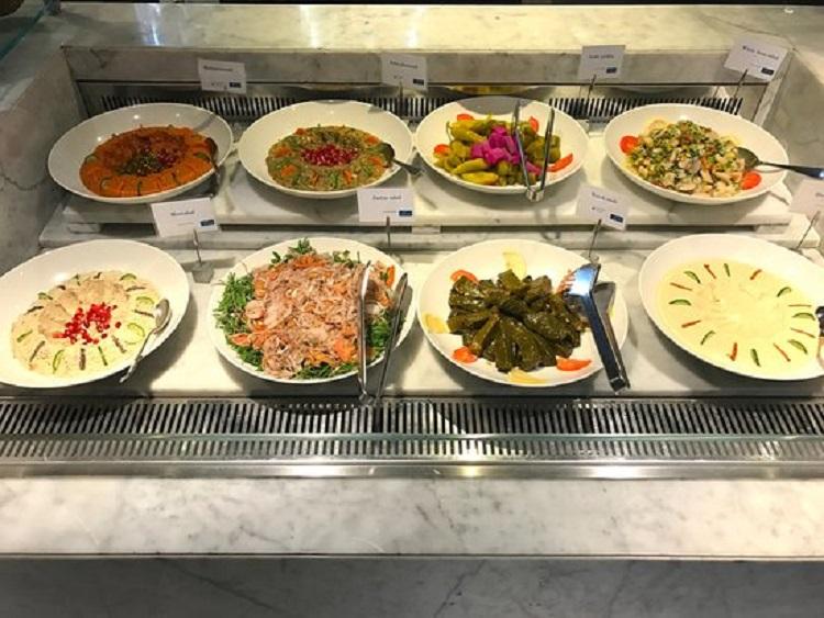 Feast is an eatery in Dubai