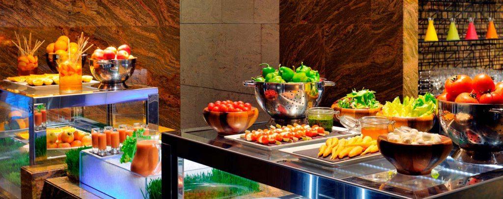 Kitchen6 offers the best buffet in Dubai